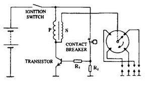 Makalah pengapian semi Transistor