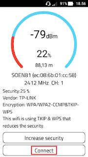 Cara hack wifi dengan aplikasi Wifi Warden