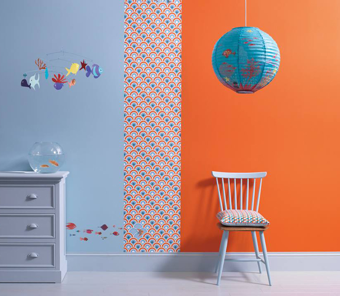 decoration products from Djeco for kids room