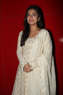 Nazriya Nazim Latest Smiling Face Close Up Pictures (6)