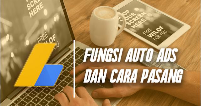 Trik Memasang Fitur Auto Ads Adsense Di Blog (Fitur Gres Google Adsense)