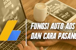 Cara Memasang Fitur Auto ADS Adsense di Blog (Fitur Baru Google Adsense)