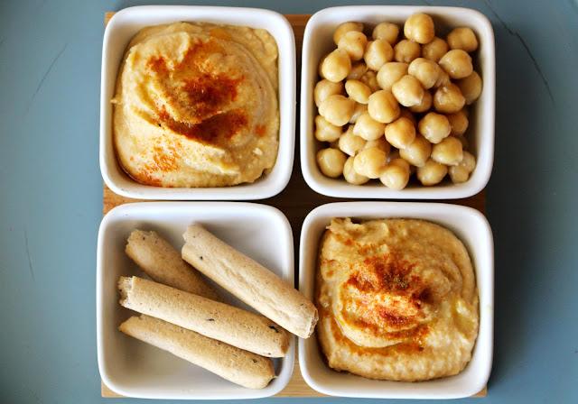 Hummus - Paté de grão