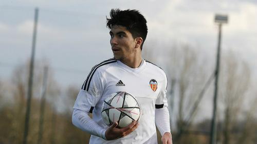 Carlos Soler (Valencia) đang là mục tiêu chuyển nhượng của cả MU và AC Milan