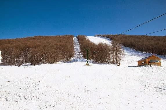 Αναβαθμίζεται το χιονοδρομικό κέντρο στο Βίτσι