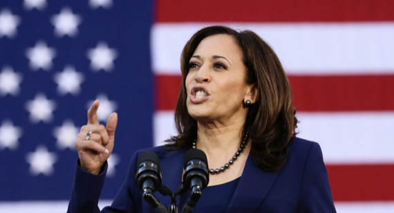 Kamala Harris: Candidate of Big Tech