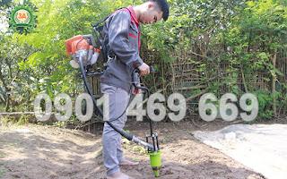 Máy trồng cây con 3A
