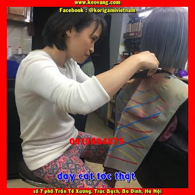Học nghề tóc trên mạng internet online liệu có mang lại hiệu quả?