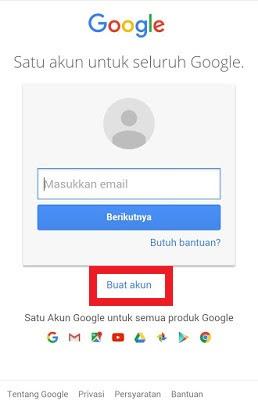 Cara Membuat Gmail Melalui Google | Membuat Imel Baru