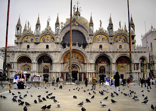 The Basilica of St Mark is one of Venice's most popular tourist attractions