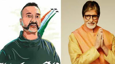 Bollywood celebs welcome IAF Pilot Abhinandan return india from pakistan