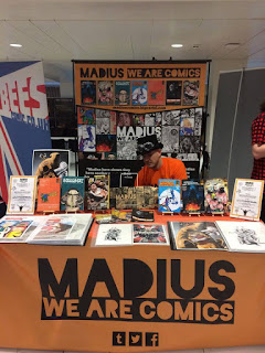 Madius Comics