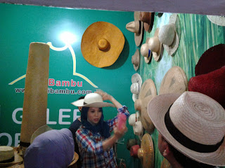 Komunitas Topi Bambu ad8a020c31