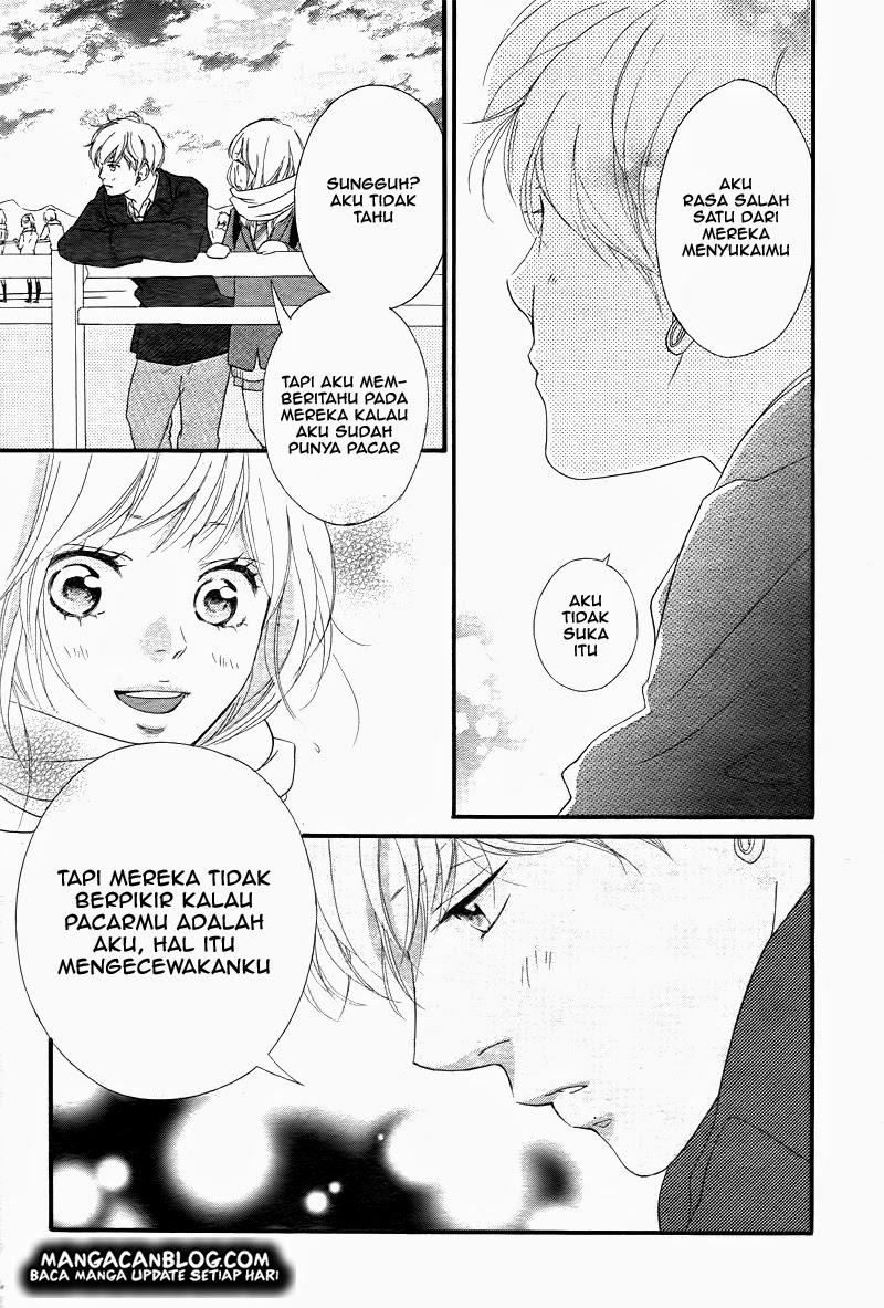 Ao Haru Ride Chapter 36-21