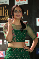 Nandita Swetha in a tight Green Choli Ghagra at IIFA Utsavam Awards March 2017 ~ 065.JPG