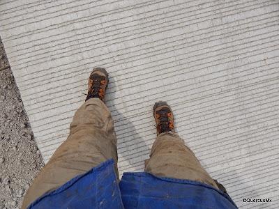 Así terminó mi pantalón Kühl, mi camisola y mi calzado Patagonia  ¡Estos pasaron la prueba de nuevo!