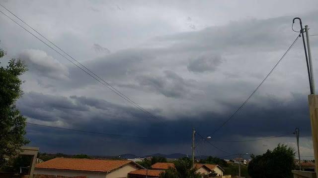 Previsão do Tempo aponta chuvas em Malhada de Pedras e região circunvizinhas