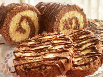Brzi rolat s nutellom / Quick roll with nutella
