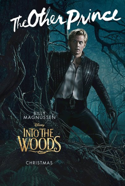 Poster 5: Into the Woods