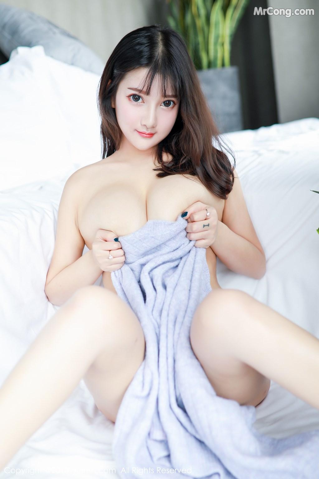 Image XIUREN-No.1274-Xiao-You-Nai-MrCong.com-010 in post XIUREN No.1274: Người mẫu Xiao You Nai (小尤奈) (42 ảnh)