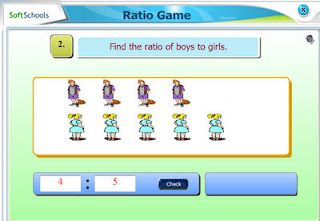 http://www.softschools.com/math/ratios/ratio_game/
