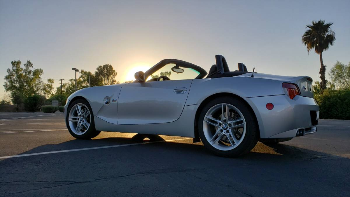 Daily Turismo Before The Sunset 2006 Bmw Z4 M Roadster