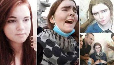Menyesal, Gadis Asal Jerman Kabur dari Rumah dan Gabung Ke ISIS