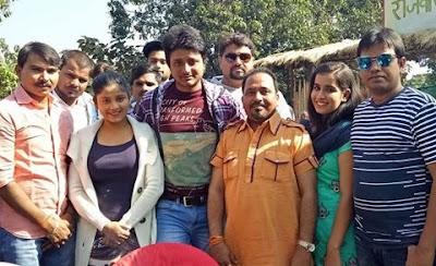 भोजपुरी  फिल्म 'राधे रंगीला'  की शूटिंग 6 मार्च से