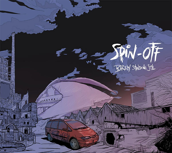"Spin-Off stream new album ""Barely Standing Still"""