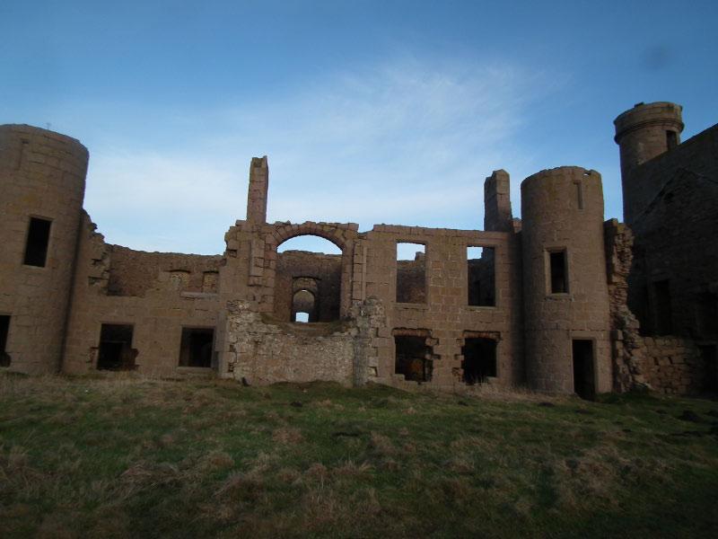 Land Of The Big Sky Slains Castle