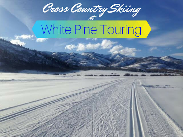Cross Country Skiing at White Pine Touring, Park City