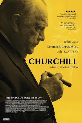 Churchill [2017] [NTSC/DVDR] Ingles, Español Latino