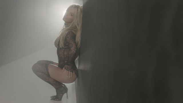 Britney Spears estrenará un misterioso vídeo en exclusiva para el Reino Unido