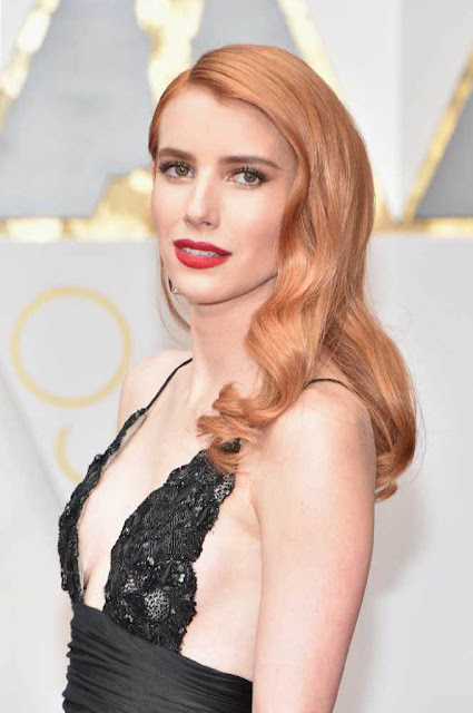 Emma Roberts at 89th Annual Academy Awards 2