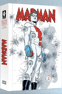 IDW's 25th Anniversary Madman Limited Edition Hardcover