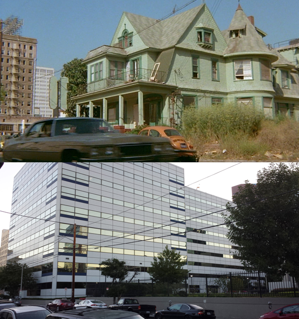 Ralston Park Apartments: Then & Now Movie Locations: The Howling