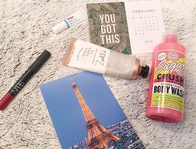 Feburary beauty and travel favourites