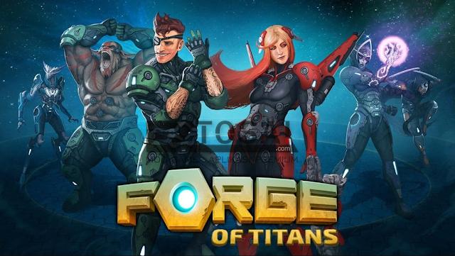 FORGE OF TITANS Mod Apk