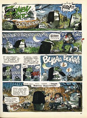 Zomby y el Gato, Creepy 2ª nº 2