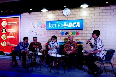 Forum Kafe BCA 9 membahas tentang transformasi digital