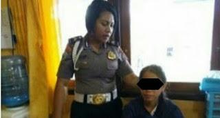 Menghina Polisi, Perempuan di Jayapura Ditangkap
