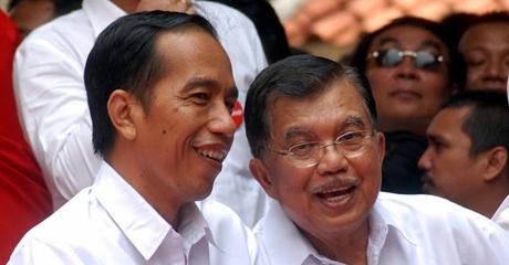 Lagi, Presiden Jokowi dan Wakil Presiden JK Diterpa Isu Miring