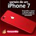 Sorteio - Concorra a um iPhone 7 com 128GB
