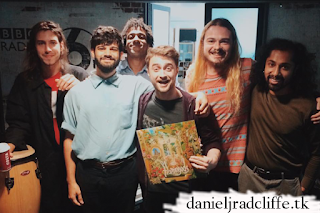 Daniel Radcliffe on BBC Radio 6's Shaun Live