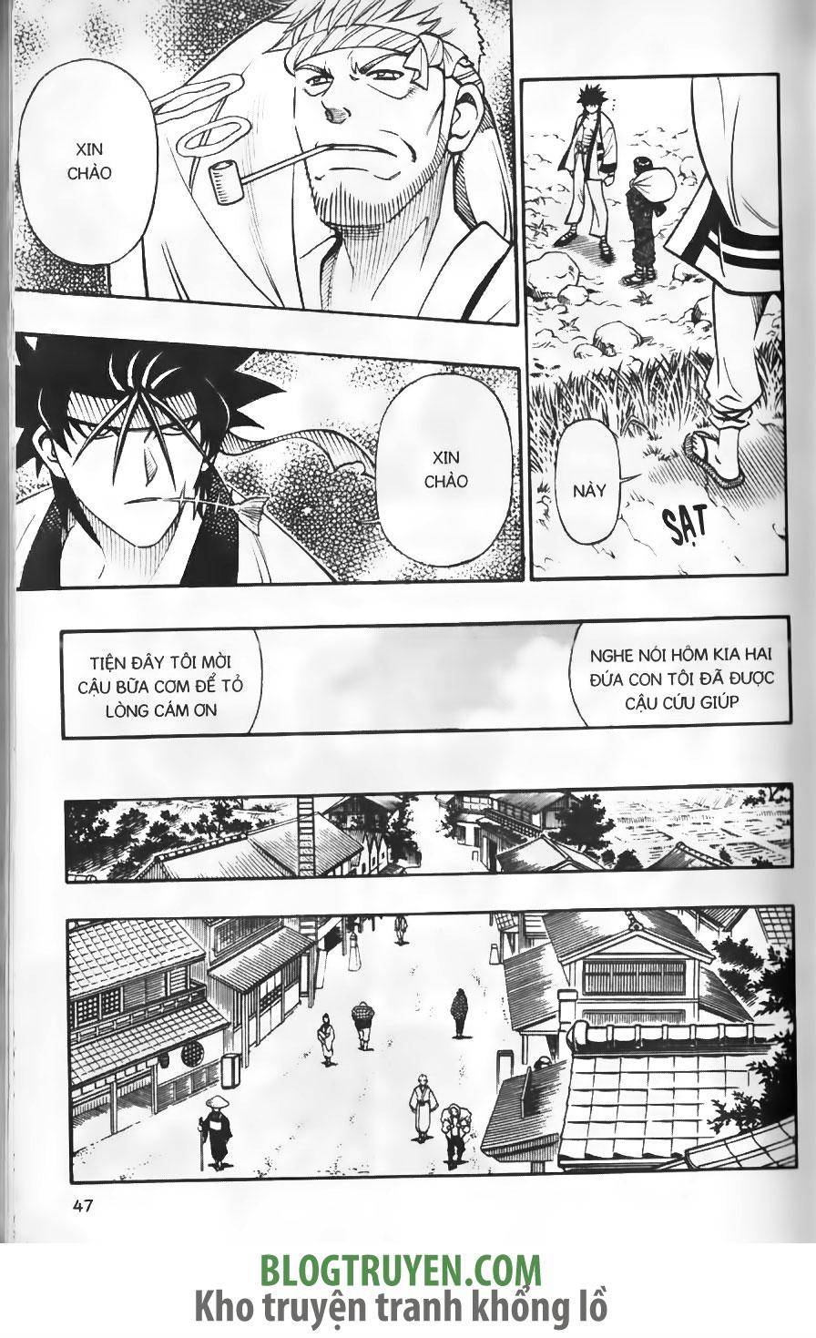 Rurouni Kenshin chap 230 trang 7