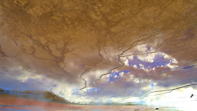 Strange horizons...