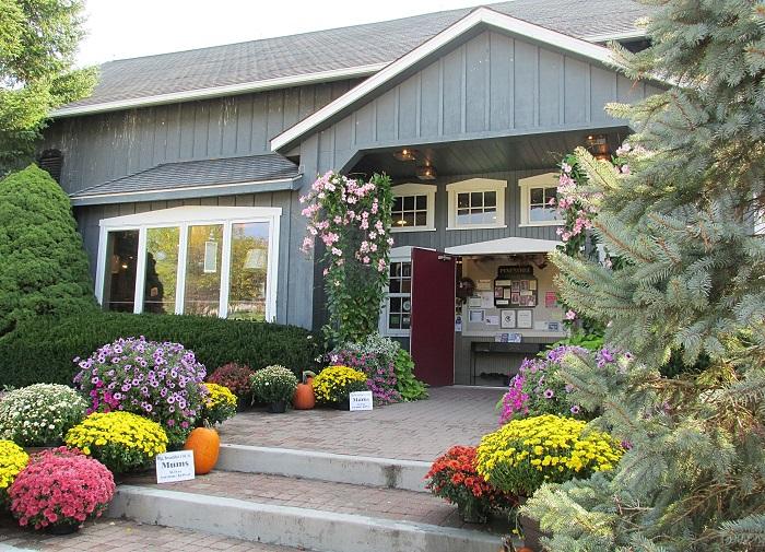 Mahoning Valley Eats & Treats: GRANARY RESTAURANT at PINE ...