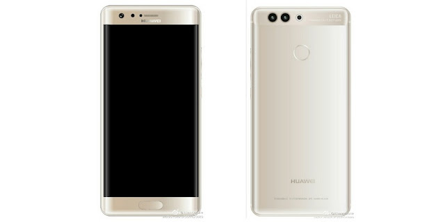 Rò rỉ hình ảnh điện thoại Huawei P10, sẽ có phiên bản P10 Plus