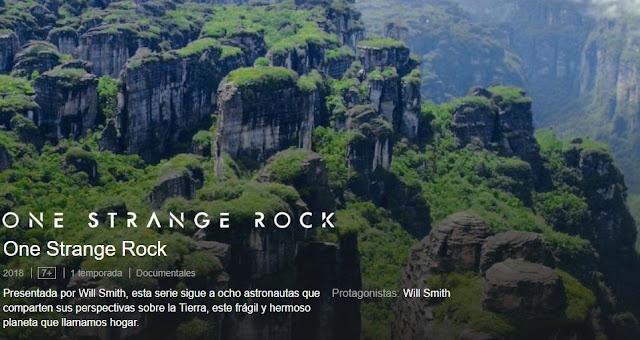One Strange Rock Netflix