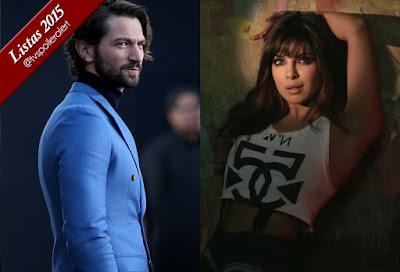 Los 10 actores y actrices más sexies de 2015
